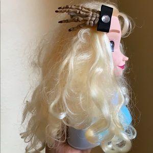 Creepy Hair Clip Halloween Accessory Day of dead